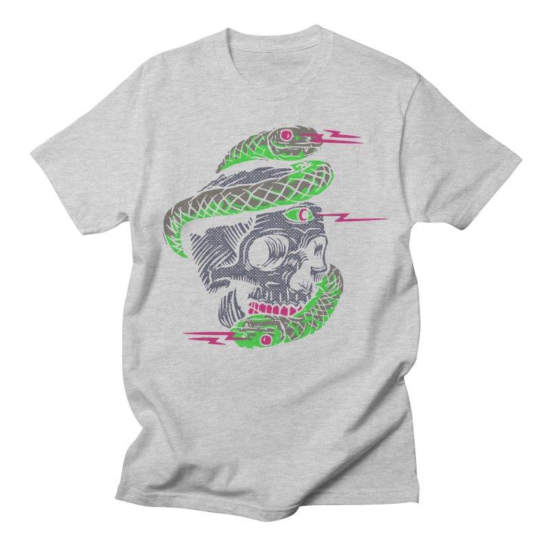 Look to my eyes Men's Regular T-Shirt by daniac's Artist Shop