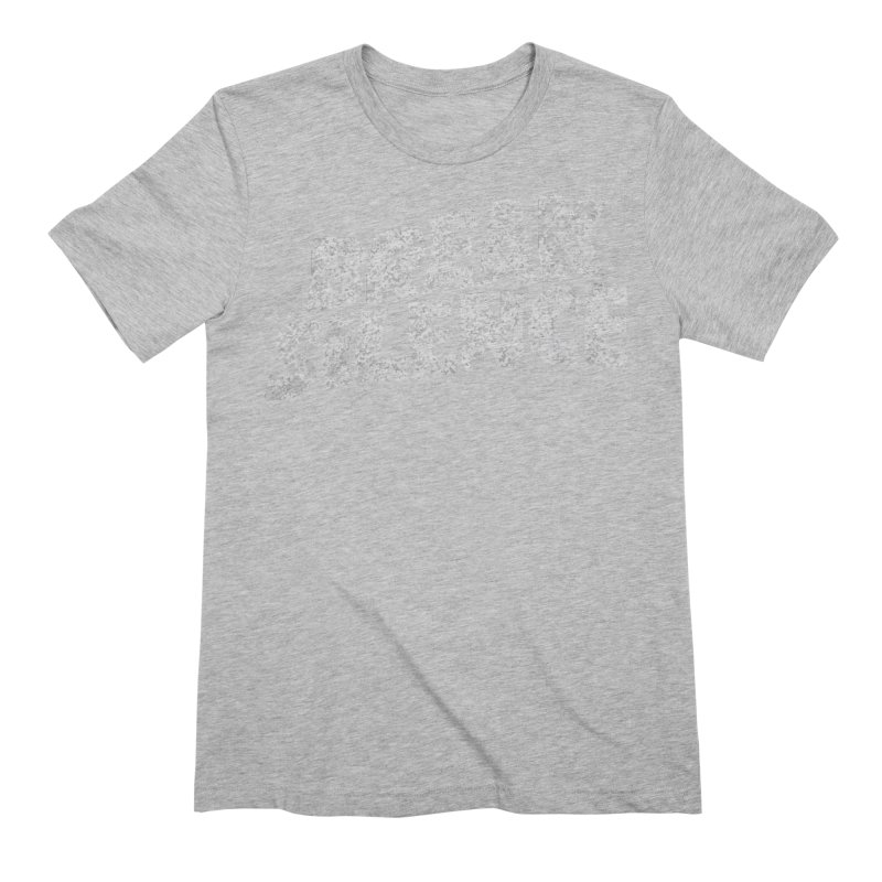 Break the silence Men's Extra Soft T-Shirt by daniac's Artist Shop