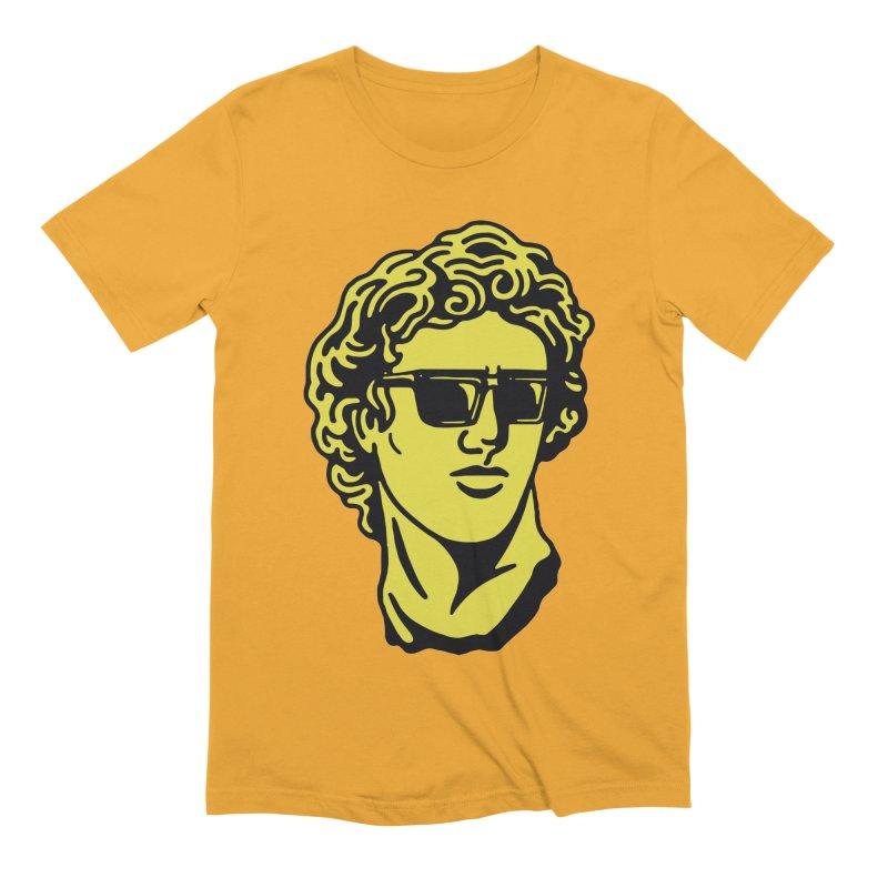 Dammmn david Men's Extra Soft T-Shirt by daniac's Artist Shop