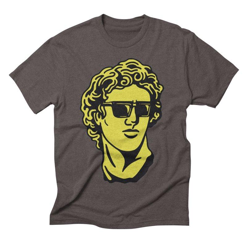 Dammmn david Men's Triblend T-Shirt by daniac's Artist Shop