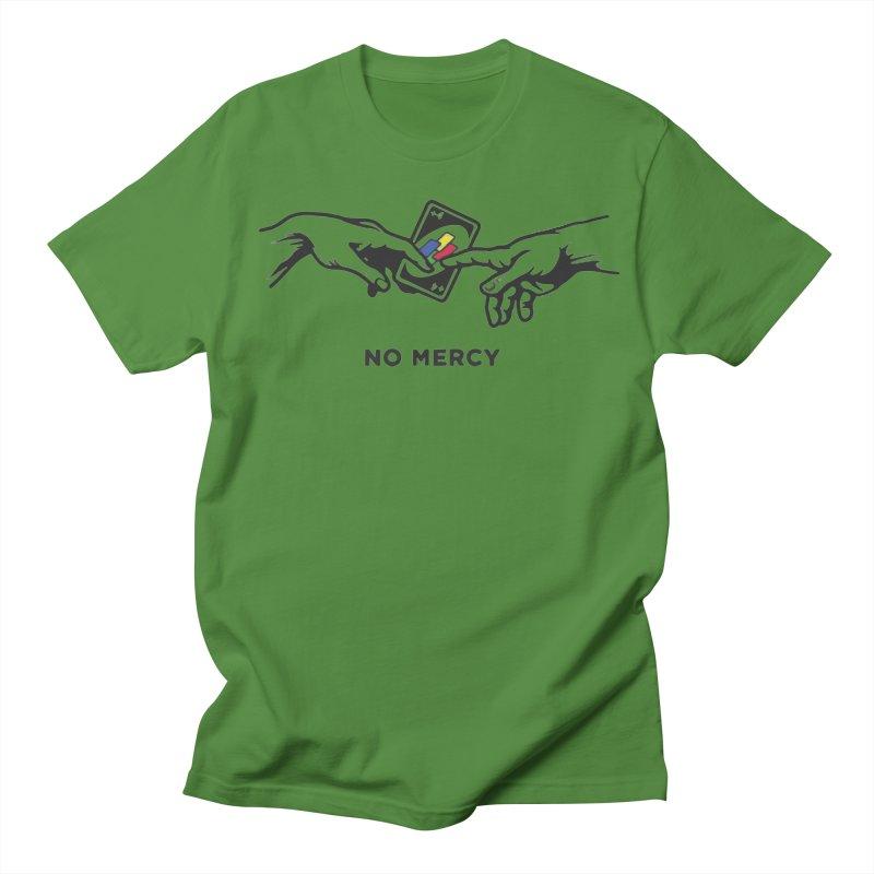 No mercy Men's Regular T-Shirt by daniac's Artist Shop