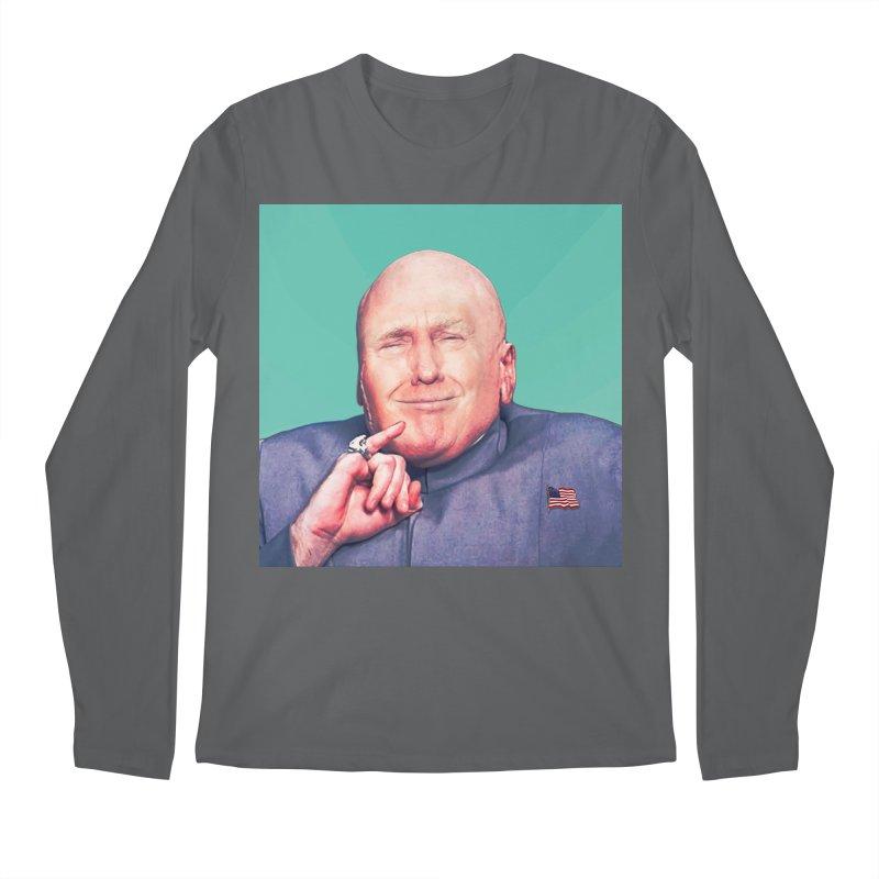 President Malito Men's Regular Longsleeve T-Shirt by daniac's Artist Shop