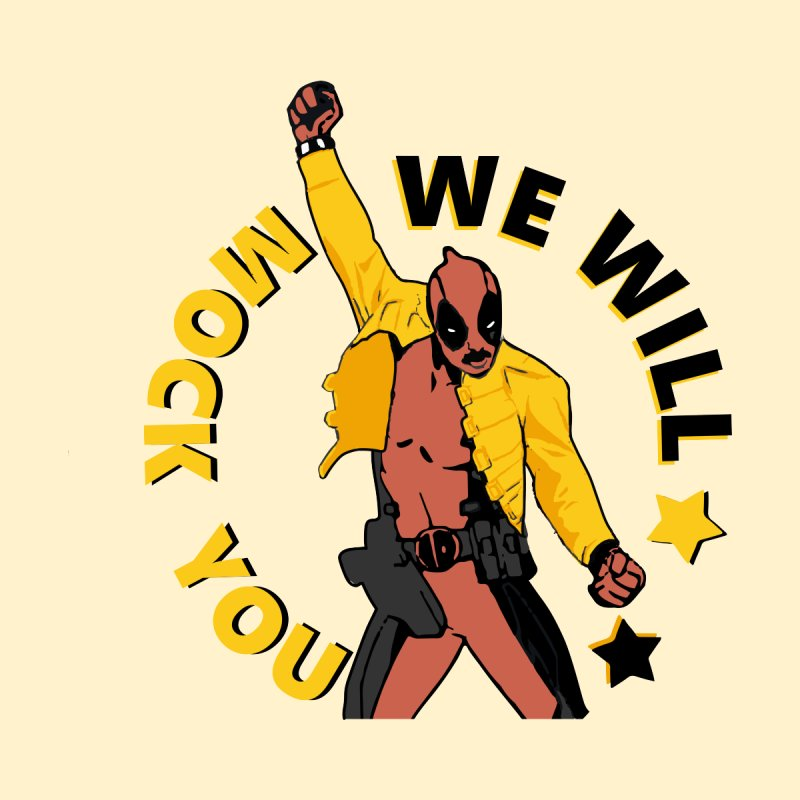 We will mock you Home Blanket by daniac's Artist Shop