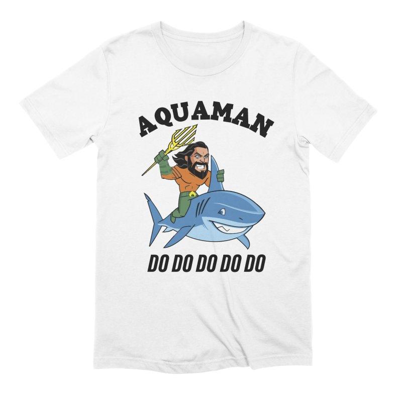 Aquaman do do do Men's Extra Soft T-Shirt by daniac's Artist Shop