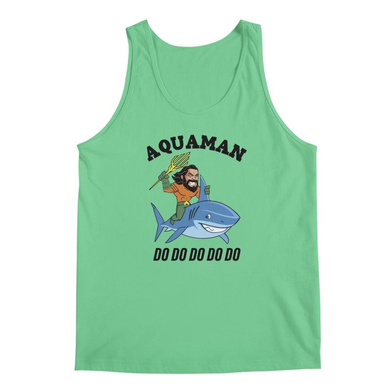 Aquaman do do do Men's Regular Tank by daniac's Artist Shop