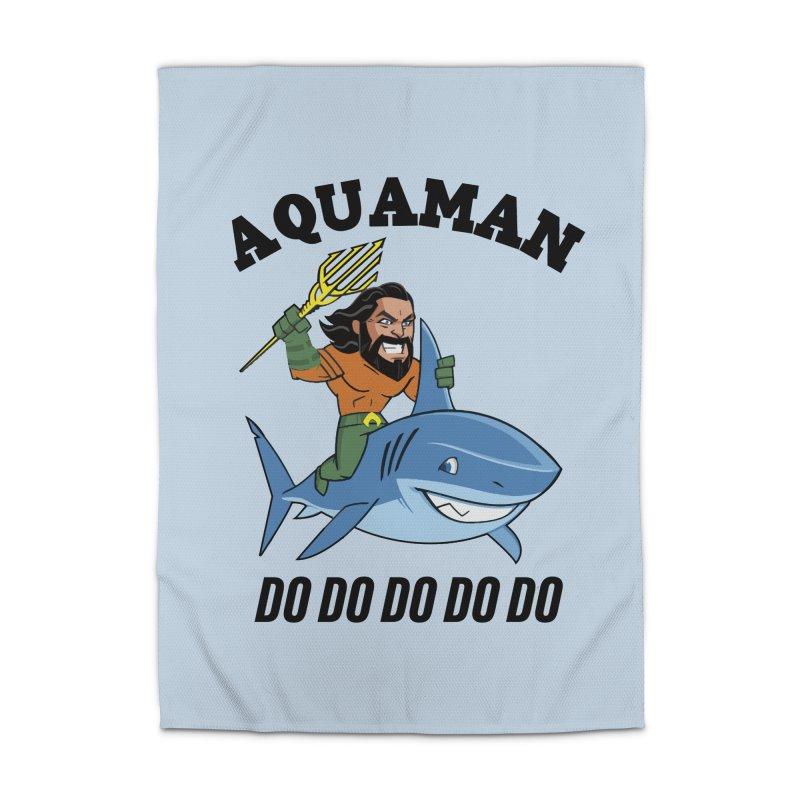 Aquaman do do do Home Rug by daniac's Artist Shop
