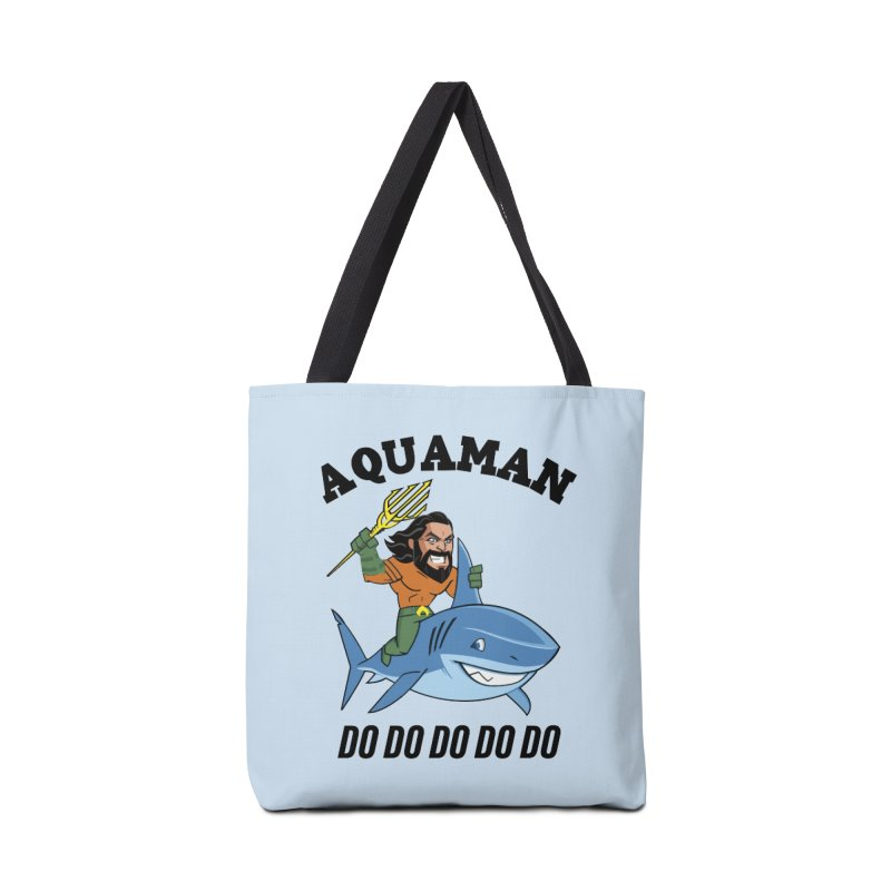Aquaman do do do Accessories Bag by daniac's Artist Shop
