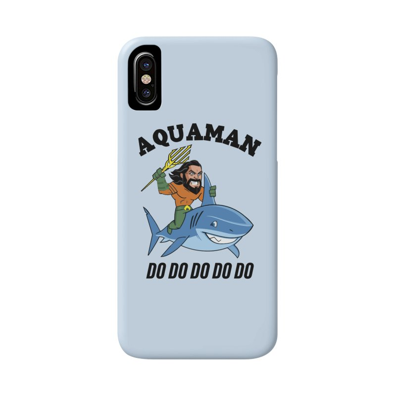 Aquaman do do do Accessories Phone Case by daniac's Artist Shop