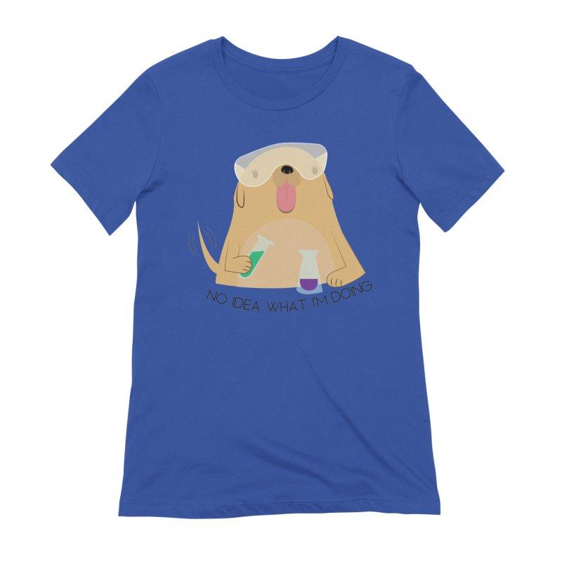 No idea Women's T-Shirt by daniac's Artist Shop