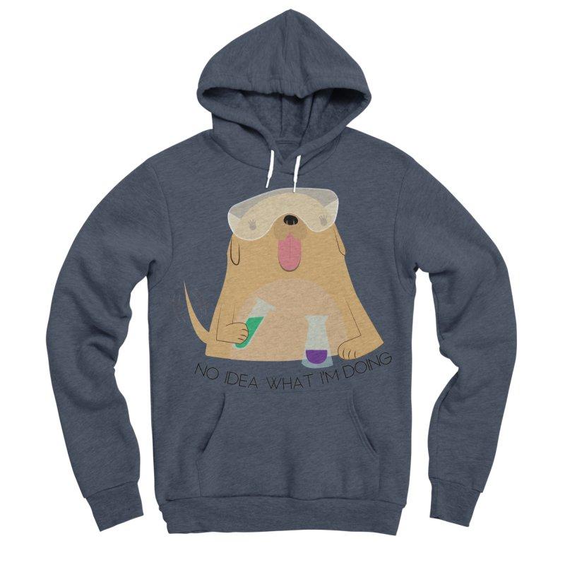 No idea Women's Sponge Fleece Pullover Hoody by daniac's Artist Shop