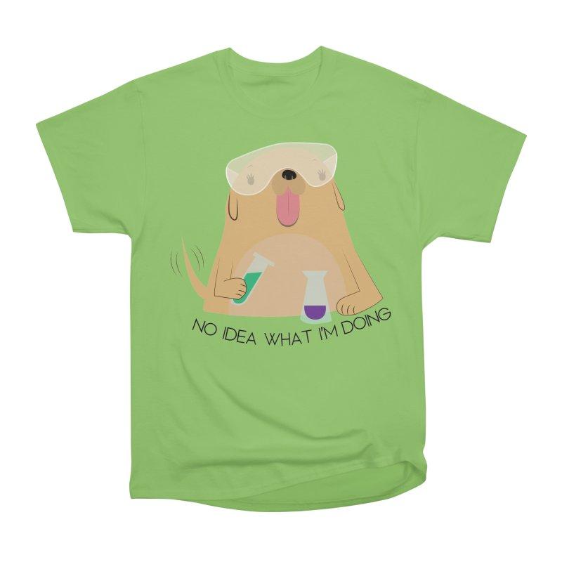 No idea Women's Heavyweight Unisex T-Shirt by daniac's Artist Shop