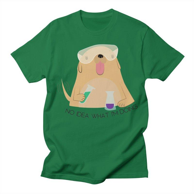No idea Men's T-Shirt by daniac's Artist Shop