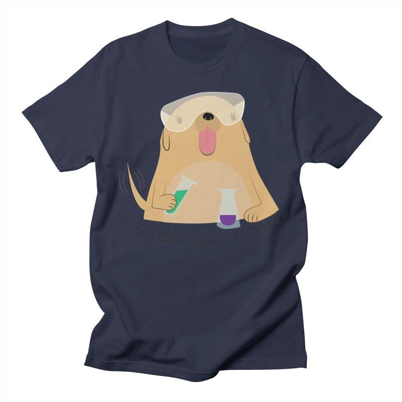 No idea Women's Regular Unisex T-Shirt by daniac's Artist Shop