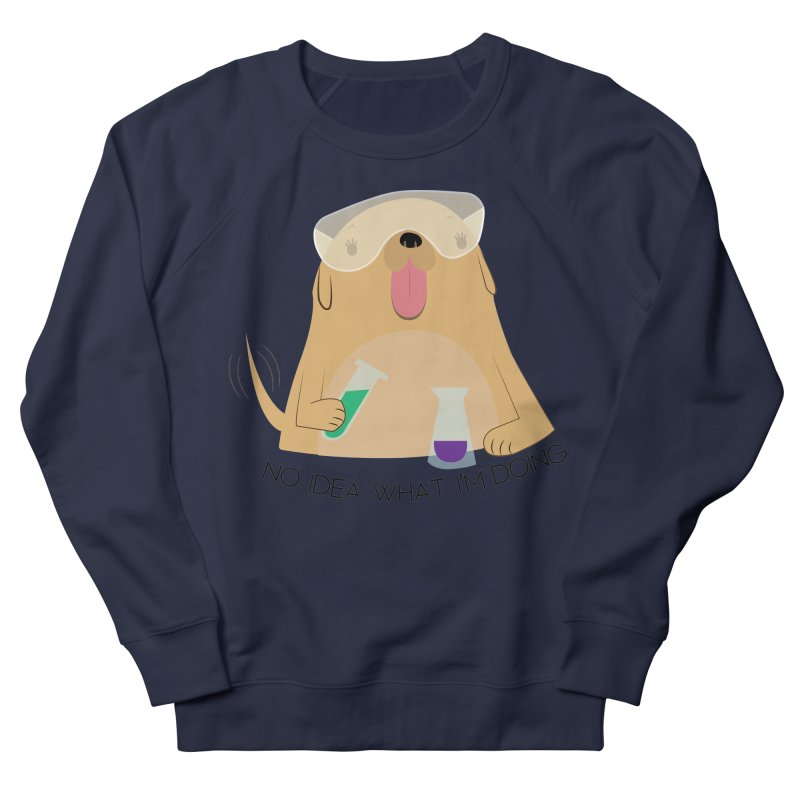 No idea Women's French Terry Sweatshirt by daniac's Artist Shop