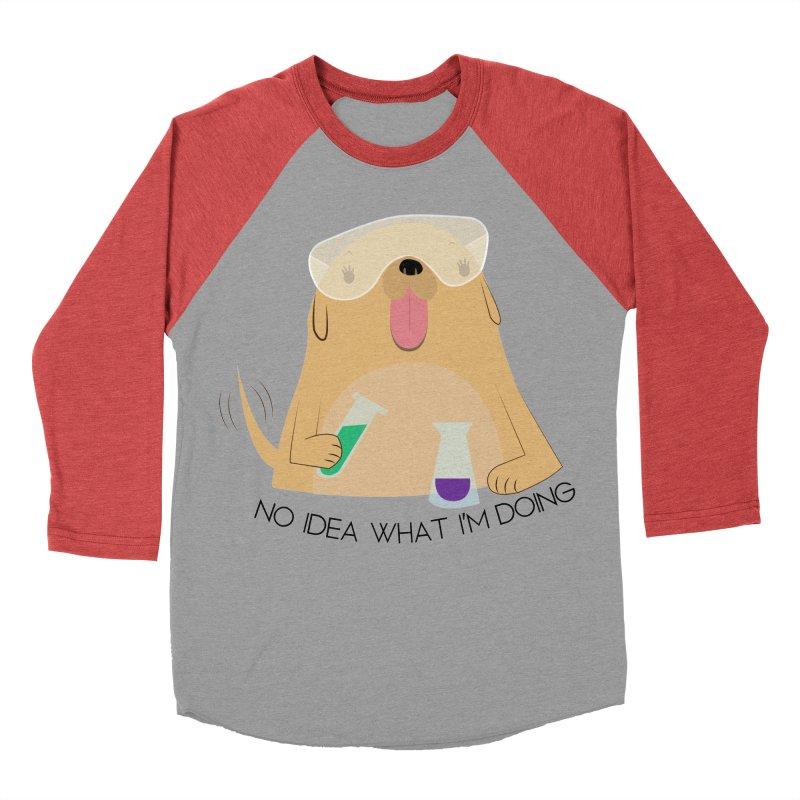 No idea Men's Baseball Triblend Longsleeve T-Shirt by daniac's Artist Shop