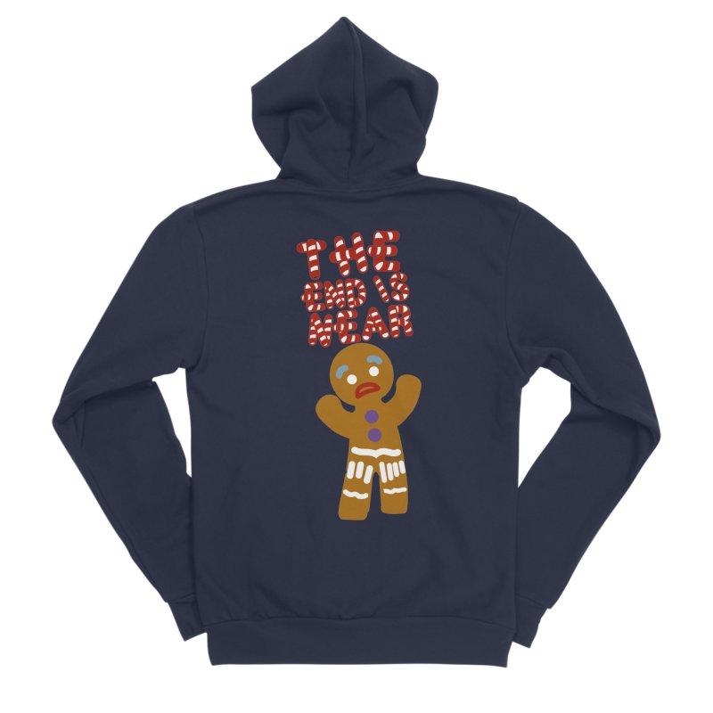 The end is near Men's Sponge Fleece Zip-Up Hoody by daniac's Artist Shop
