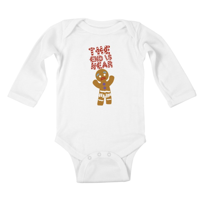 The end is near Kids Baby Longsleeve Bodysuit by daniac's Artist Shop