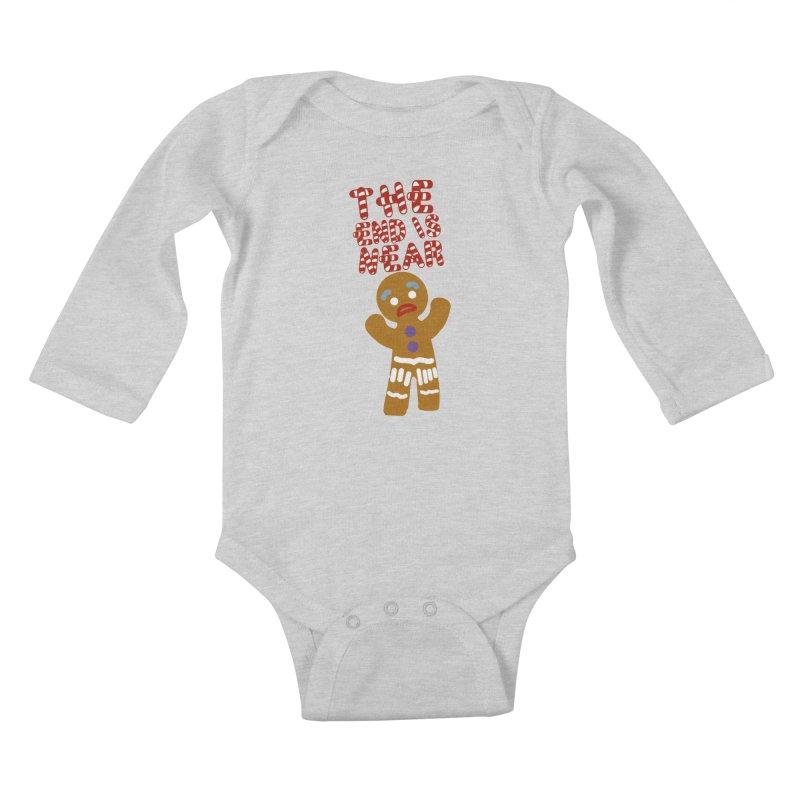 The end is near Kids Baby Longsleeve Bodysuit by daniac's Artist Shop