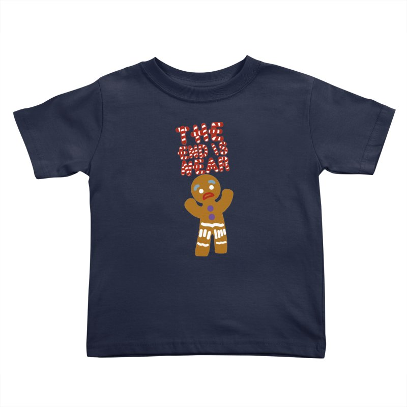 The end is near Kids Toddler T-Shirt by daniac's Artist Shop