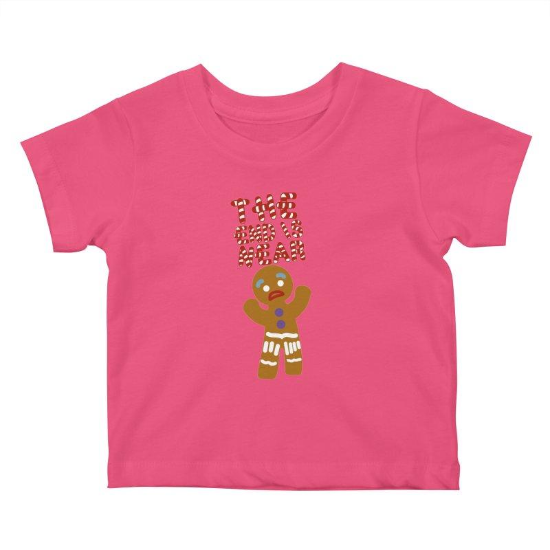 The end is near Kids Baby T-Shirt by daniac's Artist Shop