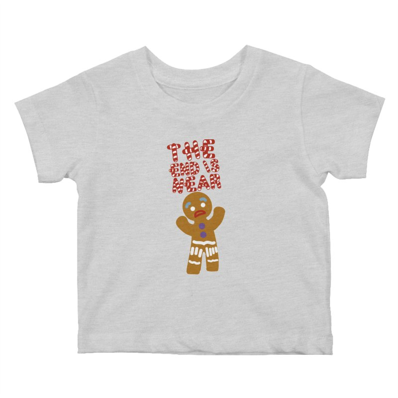 The end is near Kids Baby T-Shirt by daniac's Artist Shop