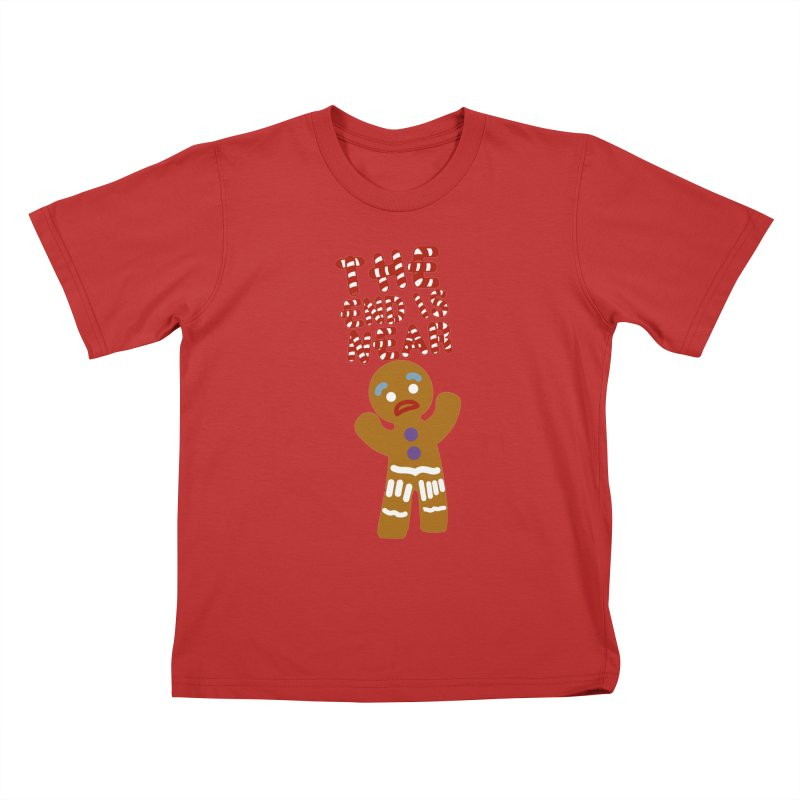 The end is near Kids T-Shirt by daniac's Artist Shop