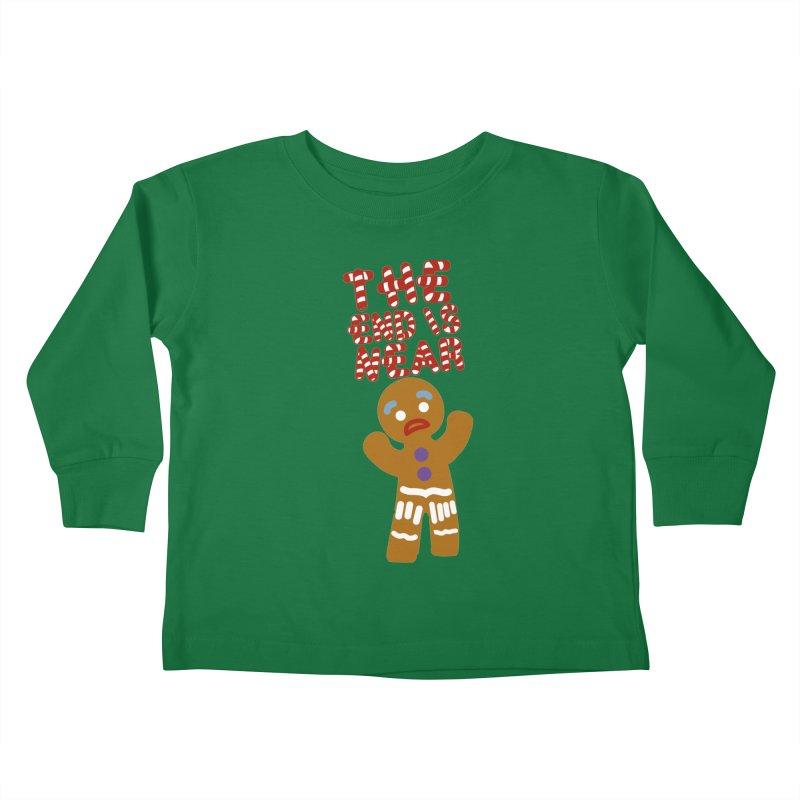 The end is near Kids Toddler Longsleeve T-Shirt by daniac's Artist Shop