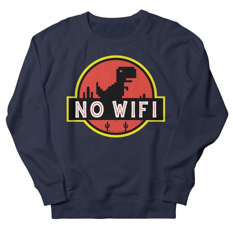No Wifi Women's French Terry Sweatshirt by daniac's Artist Shop