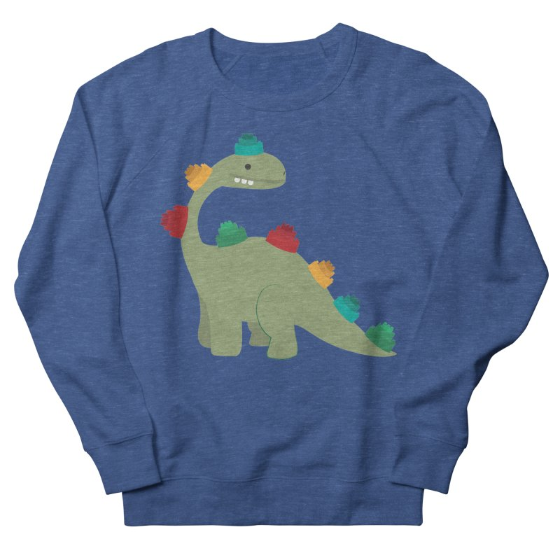 Legosaurus Men's Sweatshirt by daniac's Artist Shop