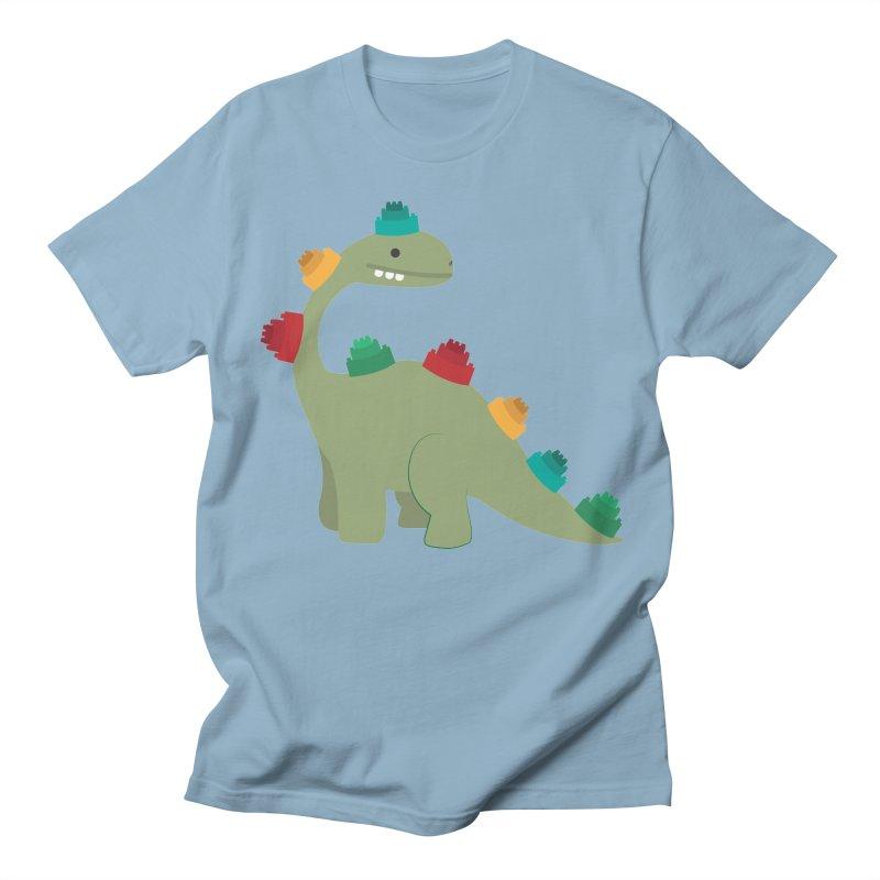 Legosaurus Women's Regular Unisex T-Shirt by daniac's Artist Shop
