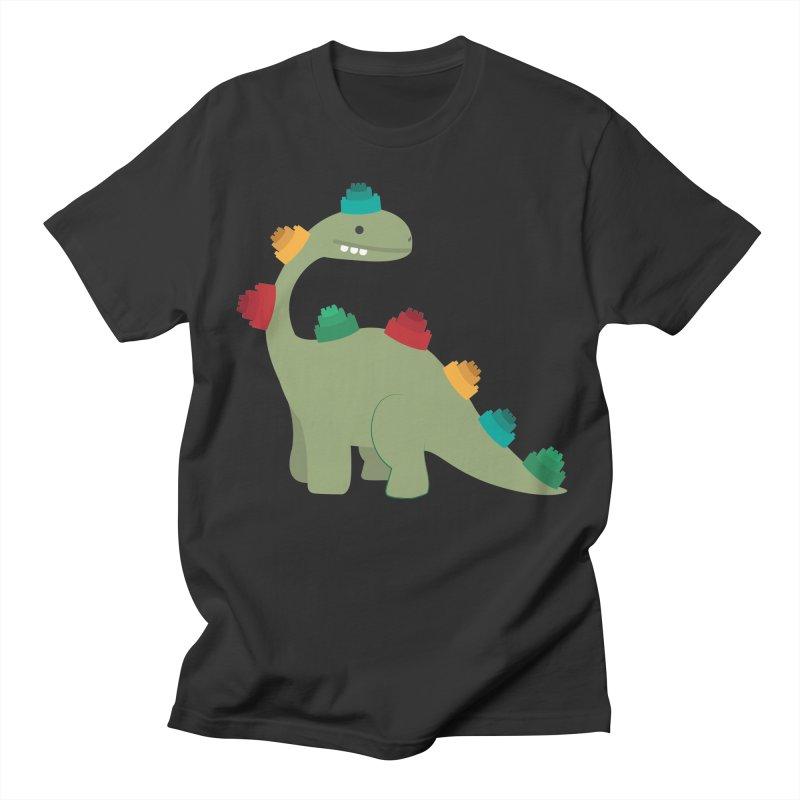 Legosaurus Men's Regular T-Shirt by daniac's Artist Shop