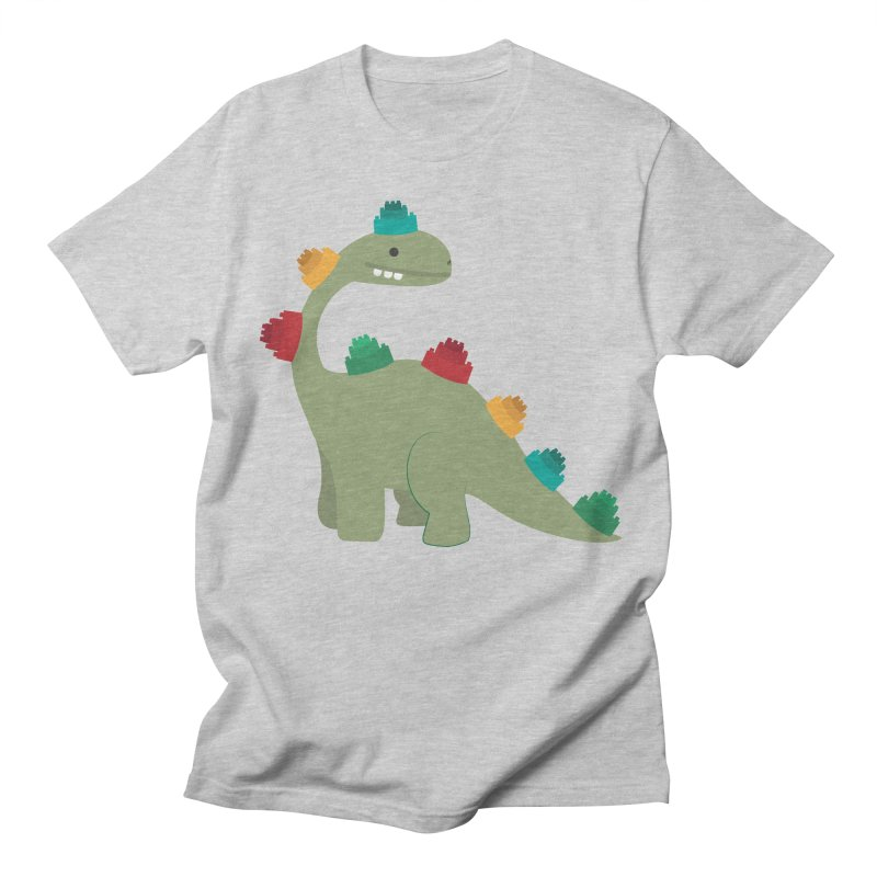 Legosaurus Men's Regular T-Shirt by daniac's Artist Shop