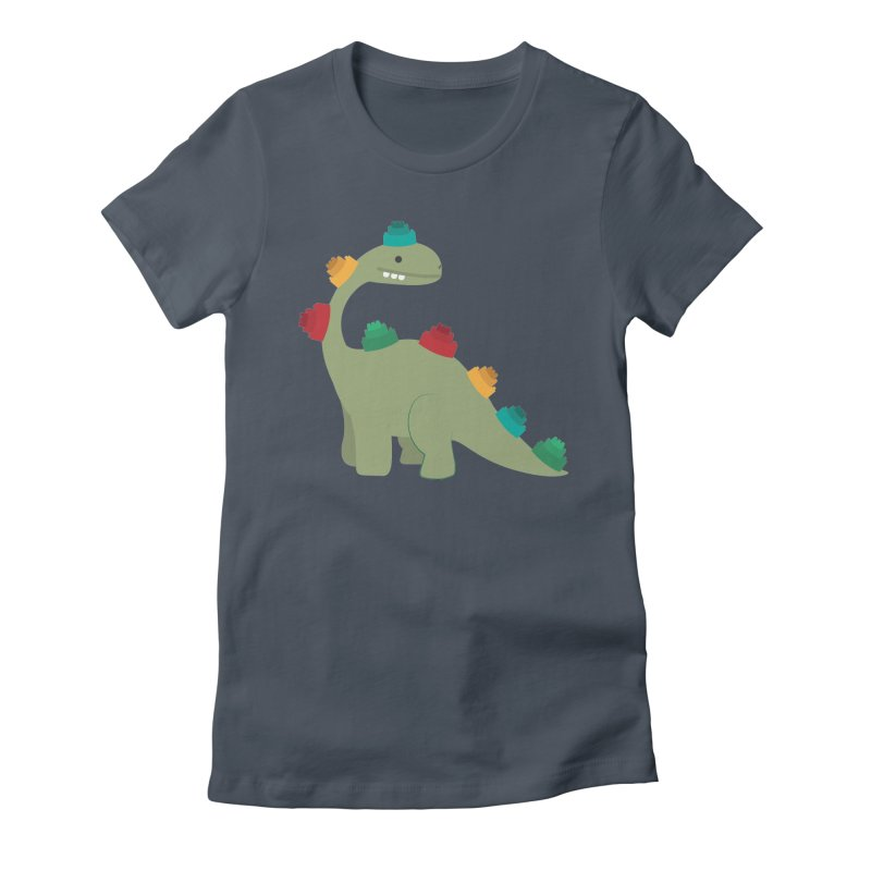 Legosaurus Women's T-Shirt by daniac's Artist Shop