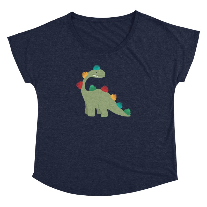 Legosaurus Women's Dolman Scoop Neck by daniac's Artist Shop