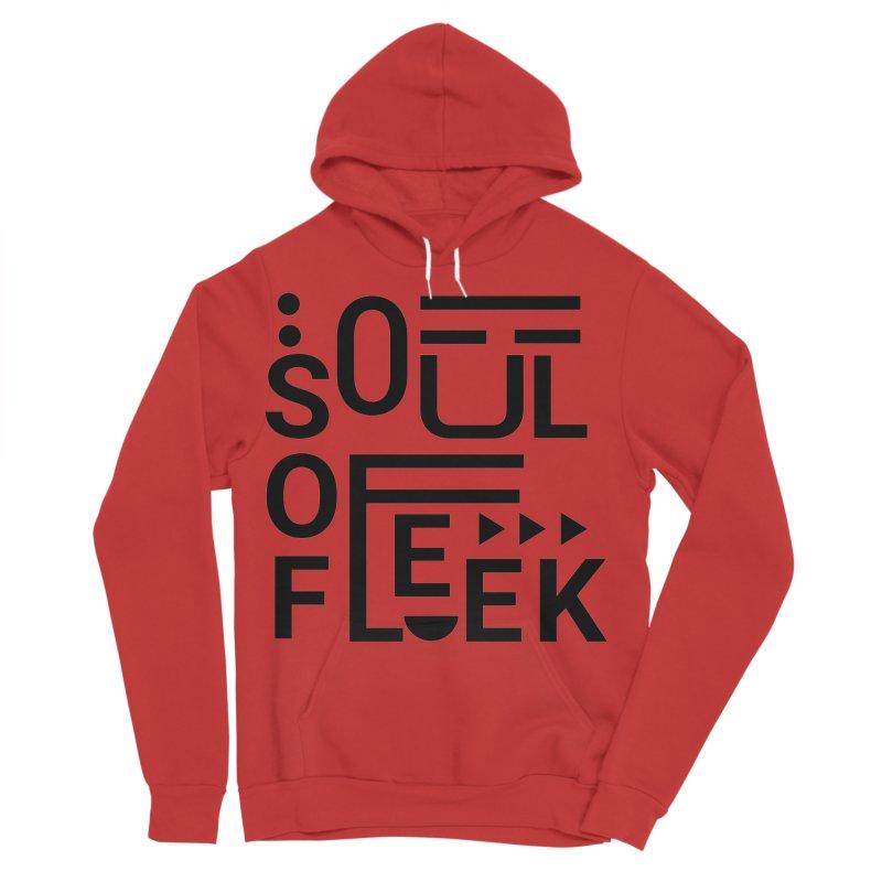 Soul of fleek Men's Sponge Fleece Pullover Hoody by daniac's Artist Shop