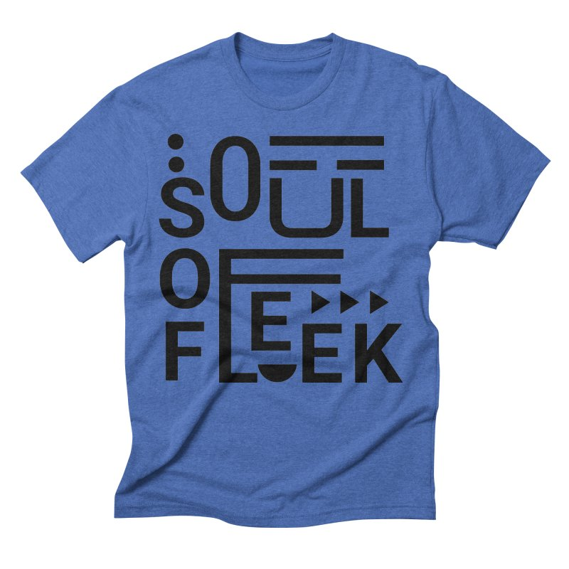 Soul of fleek Men's Triblend T-Shirt by daniac's Artist Shop