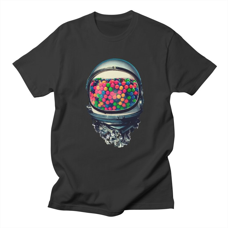 AstroGum Men's Regular T-Shirt by daniac's Artist Shop
