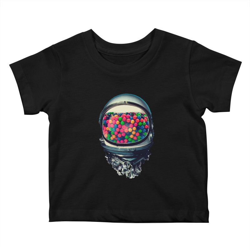 AstroGum Kids Baby T-Shirt by daniac's Artist Shop