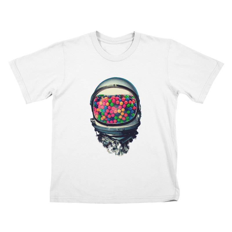 AstroGum Kids T-Shirt by daniac's Artist Shop