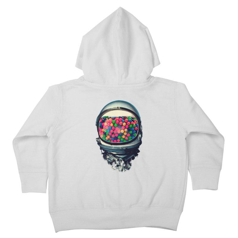 AstroGum Kids Toddler Zip-Up Hoody by daniac's Artist Shop