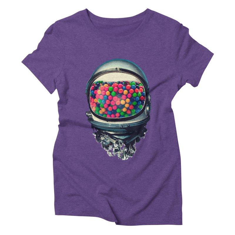 AstroGum Women's Triblend T-Shirt by daniac's Artist Shop