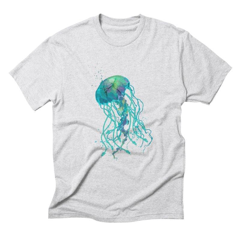 Medusa Men's Triblend T-Shirt by daniac's Artist Shop