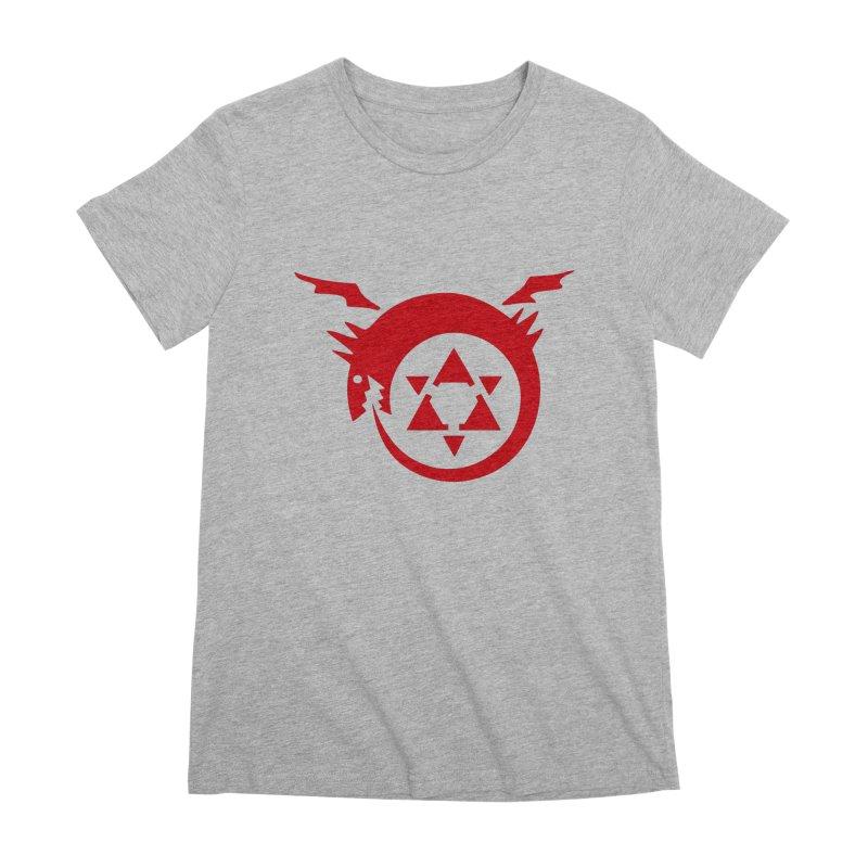 Homunculus Women's Premium T-Shirt by Synner Design