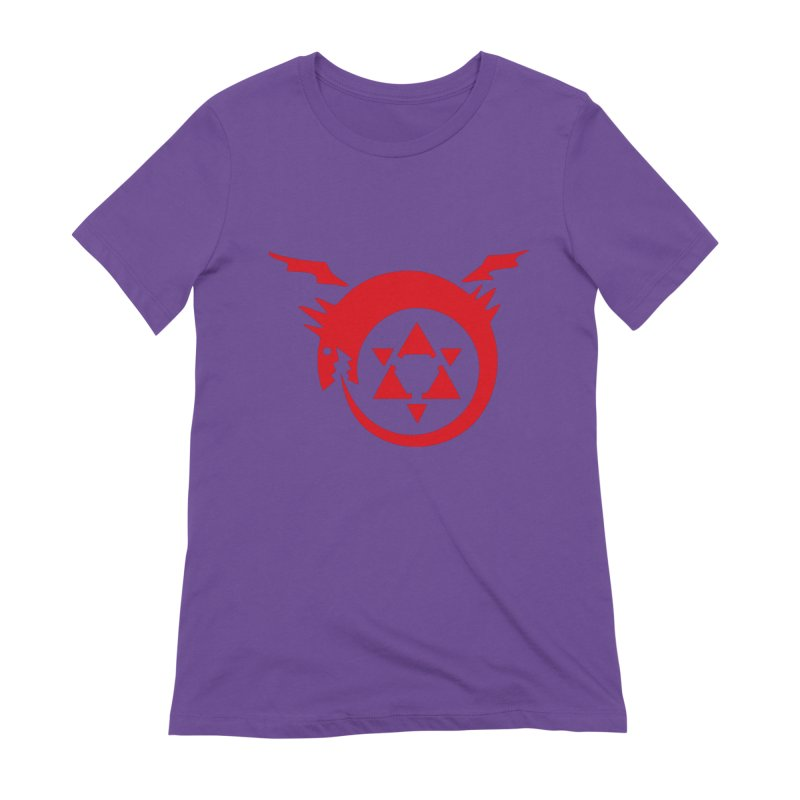Homunculus Women's Extra Soft T-Shirt by Synner Design