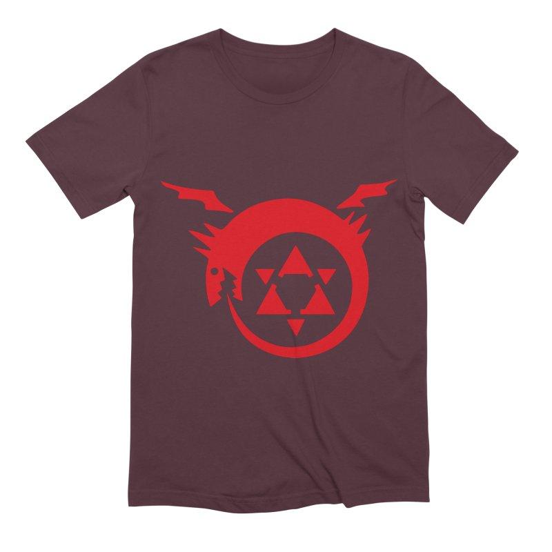 Homunculus Men's Extra Soft T-Shirt by Synner Design