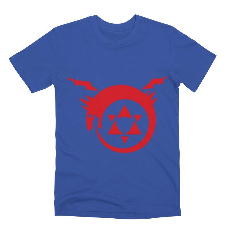 Homunculus Men's Premium T-Shirt by Synner Design