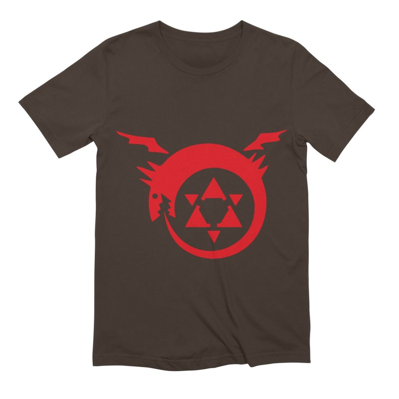Homunculus Men's Extra Soft T-Shirt by Synner Design