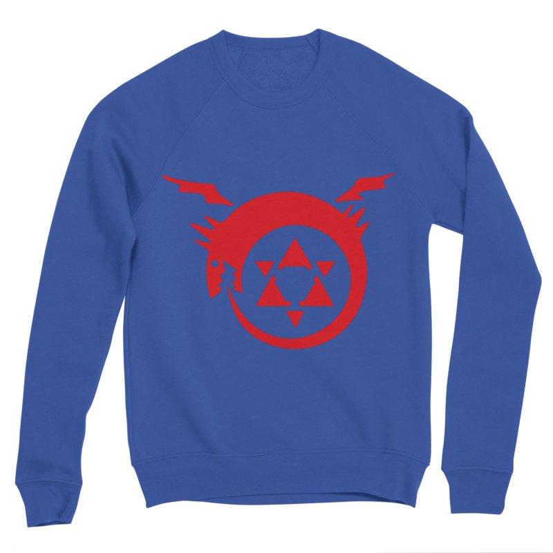 Homunculus Women's Sponge Fleece Sweatshirt by Synner Design
