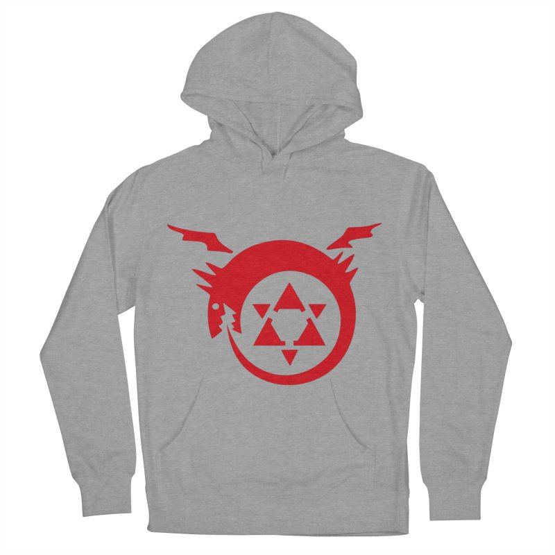 Homunculus Women's French Terry Pullover Hoody by Synner Design