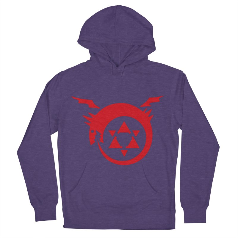 Homunculus Men's French Terry Pullover Hoody by Synner Design